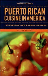 puerto rican cuisine book cover